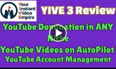 YIVE Review  Amazon Videos  RSS Feed Videos  Videos on Autopilot  Limited Launch