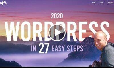 How To Make a WordPress Website - 2020