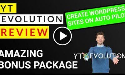 YT Evolution Review WordPress Ranking Sites on Auto Pilot