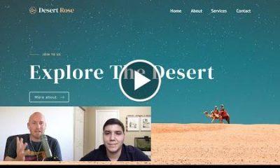 Make a Website Step by Step