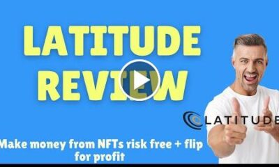 Latitude Review - Make money from NFTs risk free + flip for profit