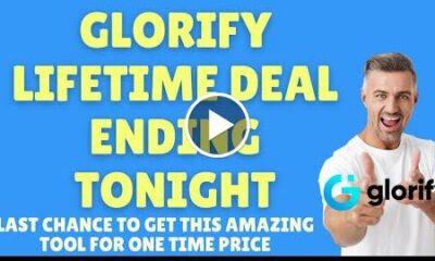 Glorify LIFETIME DEAL ENDING TONIGHT - LAST CHANCE!